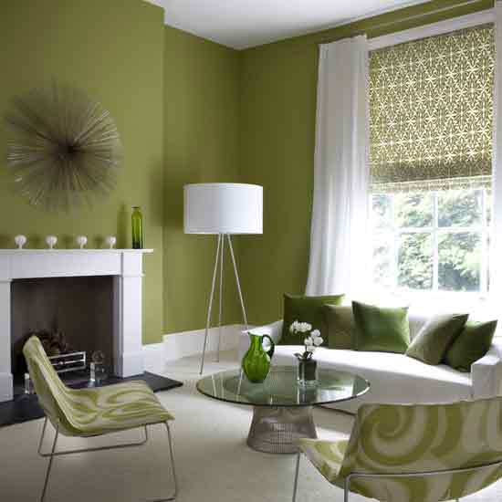 the color green in interior design collected by casa diseno