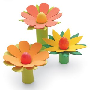 12 Recycled Easter Crafts for the Home